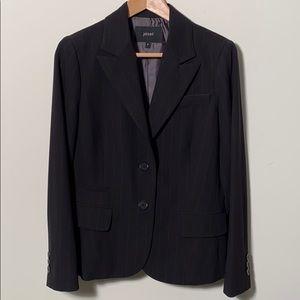 Josef pinstripe blazer
